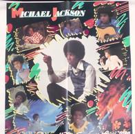 Poster Aus LP Michael Jackson Farewell My Summer Love 1984 - Altri