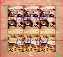 2012.03.28. The History Of Polish Photography - MNH Sheet - Nuovi