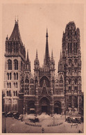 France  -  Postcard Unused -  Rouen -  The Notre-Dame Cathedral - Rouen