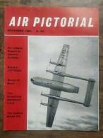 Air Pictorial - November 1960 - Transportation