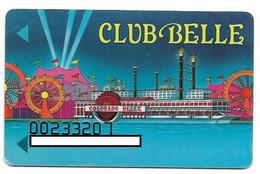 Colorado Belle Casino, Laughlin, NV,  U.S.A., Older Used Slot Or Player's Card, # Coloradob-1a - Cartes De Casino
