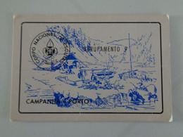 Scouts Corpo Nacional De Escutas Agrupamento 9 Campanhã Porto Portugal Portuguese Pocket Calendar 1985 - Petit Format : 1981-90