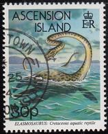 Ascension 1994 Used Sc #578 30p Elasmosaurus - Ascension (Ile De L')