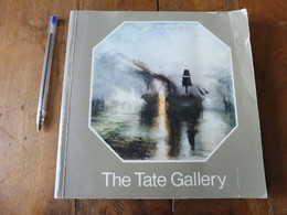THE TATE GALLERY  (édition 1973 ) - Arte