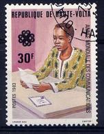 Hte VOLTA - 597° - COURRIER POSTAL - Haute-Volta (1958-1984)