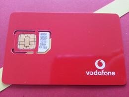 GRECE SIM GSM Vodafone - With Numbers USIM RARE MINT (BH1219b5 - Greece