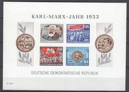 DDR , Block 9 B Postfrisch - Blokken