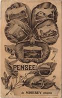 CPA MISEREY Une Pensee De Miserey - Scenes (1115584) - Andere Gemeenten