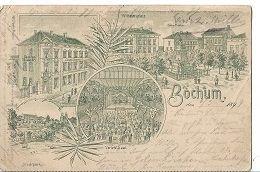 07 04 S T//  BOCHUM    1899   !!! - Non Classificati