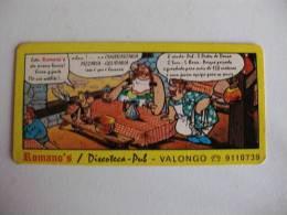 Astérix Portuguese Pocket Calendar 1987 - Petit Format : 1981-90