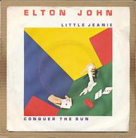 """7"""" Single, Elton John - Little Jeanie - Disco, Pop"""