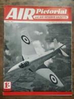Air Pictorial And Air Reserve Gazette - April 1952 - Transportation