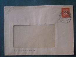 DR Privatganzsache Umschlag Gelaufen, Berlin-Mahlsdorf (356) - Stamped Stationery