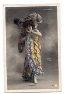 42895-ZE-ARTISTE-FOLIES-BERGES--------DARGENT-----------paillettes - Artiesten