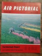 Air Pictorial  - Farnborough Report /  October 1970 - Transportation