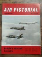 Air Pictorial  - Britan's Aircraft Industry /  September 1970 - Transportation