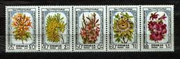 Syria 1981 Mi 1520-1524 Strip - 9th Intl. Show - MNH - Syria