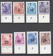 DDR , Nr. 436-42 Postfrisch ( 28.-) - Blokken