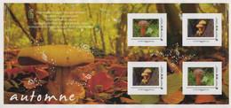 France (2021) - Booklet -  /  Mushrooms - Funghi - Champignons - Setas - Funghi