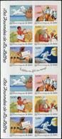 FRANCE 1998 - Carnet BC 3161A - 12 Timbres MNH ** - CARNET NON PLIÉ * LA LETTRE AU FIL DU TEMPS (Petit Prix ) - Bekende Personen