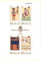Spain 1993 Old Manuscripts Block Issue MNH 2105.1087 Spanish South Ameirica Aztek, Trujillo - 1991-00 Nuevos & Fijasellos
