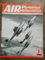 Air Pictorial And Air Reserve Gazette - April 1954 - Transportation