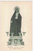LQ26     Madonna Addolorata - Trapani - Processione Dei Misteri - Virgen Maria Y Las Madonnas