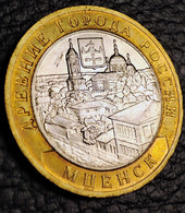 Russia 10 Rubles, 2005 Mtsensk - Russland
