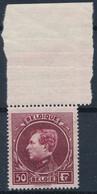 [** SUP] N° 291D, 50F Lie De Vin Rosé - Fraîcheur Postale Et Bdf - Cote: 385€ - 1929-1941 Groot Montenez