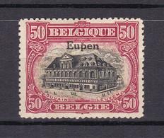 Eupen - 1920 - Michel Nr. 10 - Ungebr. - Coordination Sectors
