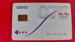 "GSM Proximus. 9097; ""3V"" Type 1 - [2] Prepaid & Refill Cards"