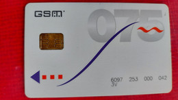 """GSM Proximus. 6097. """"3V"""" - [2] Prepaid & Refill Cards"""