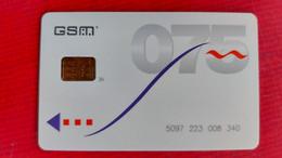 """GSM Proximus. 5097. """"3V"""" - [2] Prepaid & Refill Cards"""