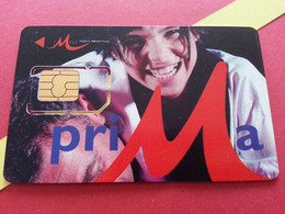 BULGARIE SIM GSM Prima - With Numbers USIM RARE MINT (BH1219b5 - Bulgaria