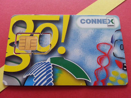 ROUMANIE SIM GSM CONNEX Go - With Numbers USIM RARE MINT (BH1219b5 - Romania
