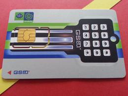 NETHERLANDS SIM GSM Kpn  - With Numbers USIM RARE Used (BH1219b5 - [3] Sim Cards, Prepaid & Refills