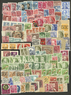 GERMANY: Lot Of Old Stamps, Used Or Mint, The General Quality Is Very Fine, Completely UNCHECKED, Perfect To Look For Go - Sin Clasificación