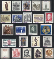 """GERMANY: SPECIMENS: Lot Of Very Thematic Stamps, All Overprinted """"Muster"""", Excellent Quality!"""" - Sin Clasificación"""
