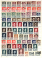 ARGENTINA: Stockbook With Several Hundreds Used Stamps, Very Fine General Quality. IMPORTANT: Please View ALL The Photos - Colecciones & Series