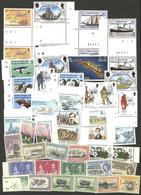 FALKLAND ISLANDS/MALVINAS: Group Of Mint Stamps (most MNH), Very Fine Quality! - Falkland Islands
