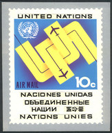 UNITED NATIONS - NEW YORK: Unadopted Artist Design (circa 1970) For A 10c. Postal Card, Designed By A. Medina Medina, Ex - Unclassified