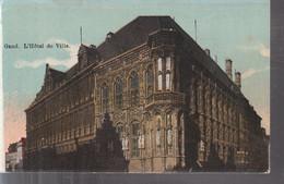 Gand - L'Hôtel De Ville - Gent