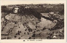 CPA ORNANS Le Chateau (1115845) - Sonstige Gemeinden