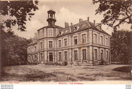 D93  DRANCY  Le Château - Drancy