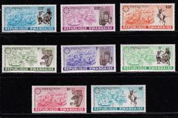 RWANDA 1967 MONTREAL UNIVERSAL EXHIBITION - 1967 – Montreal (Canada)