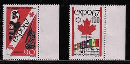 SENEGAL 1967 MONTREAL UNIVERSAL EXHIBITION - 1967 – Montreal (Canada)