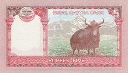 BANCONOTA NEPAL 5 UNC (HB412 - Nepal