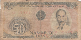 BANCONOTA VIETNAM 50 F (HB428 - Vietnam