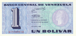 BANCONOTA VENEZUELA UNC (HB481 - Venezuela