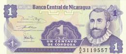 BANCONOTA NICARAGUA UNC (HB490 - Nicaragua